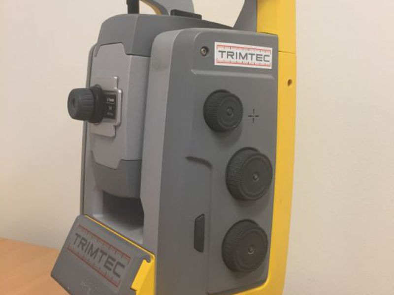 "Totalstation / Total Station Trimble S6 2"" DR PLUS  - 1"