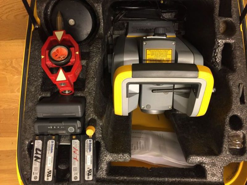 "Totalstation / Total Station Trimble S6 2"" DR PLUS  - 13"