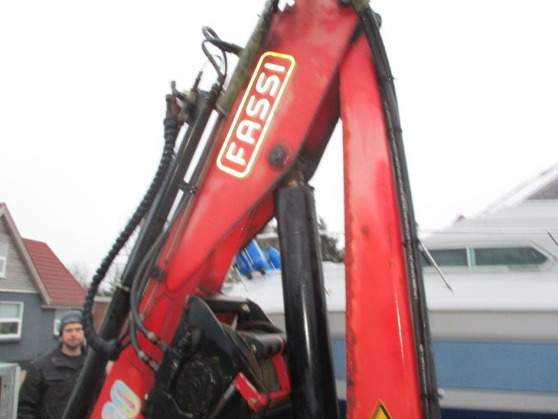 IVECO DAILY 35S 18 med Fassi M30A13 kran / IVECO DAILY with crane - 6