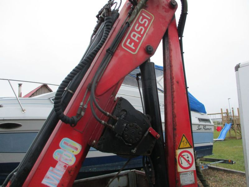 IVECO DAILY 35S 18 med Fassi M30A13 kran / IVECO DAILY with crane - 7
