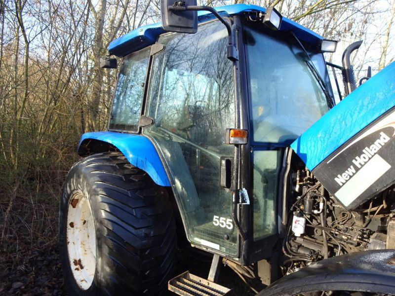 New Holland TL90 4WD. - 15