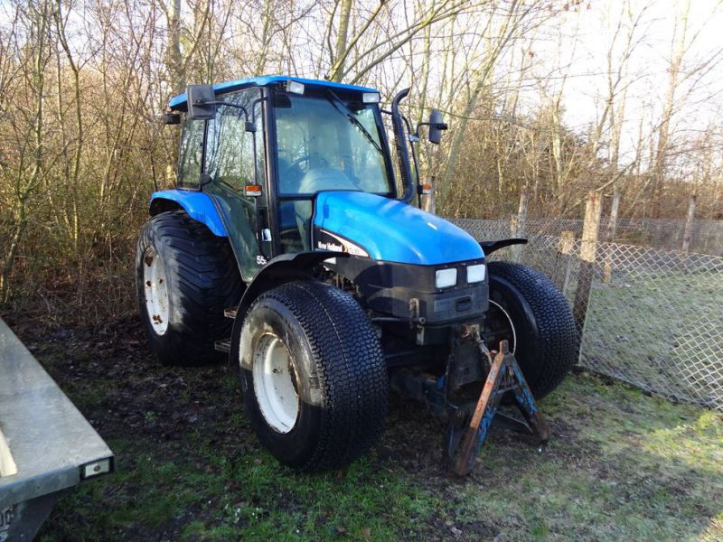 New Holland TL90 4WD. - 38