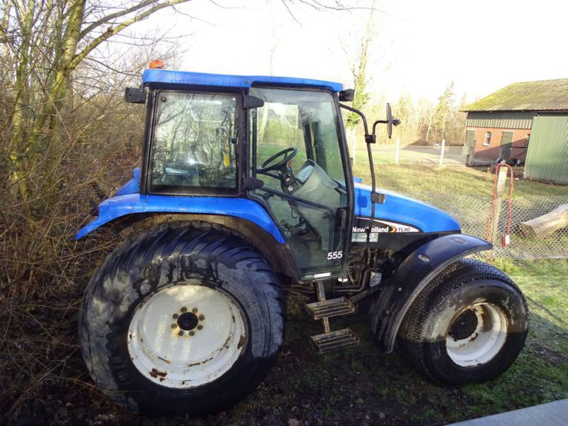 New Holland TL90 4WD. - 39
