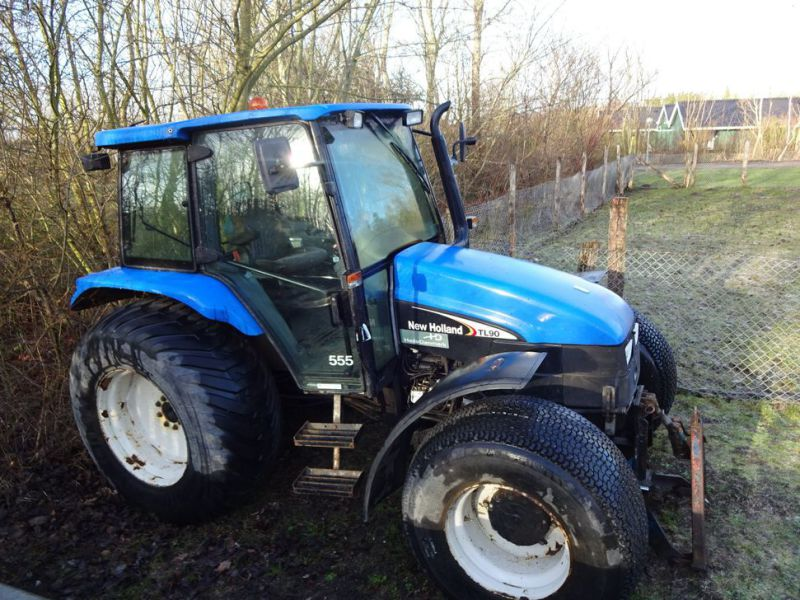 New Holland TL90 4WD. - 40