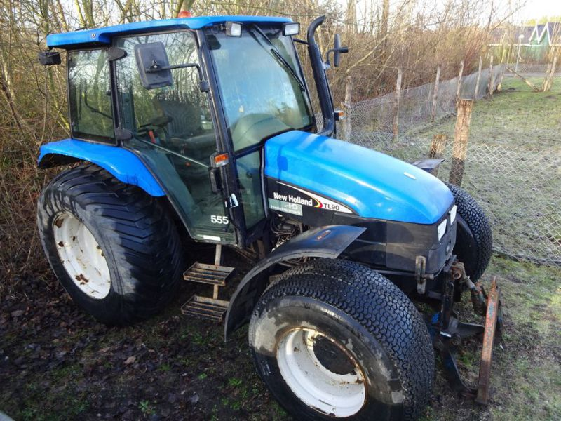 New Holland TL90 4WD. - 41