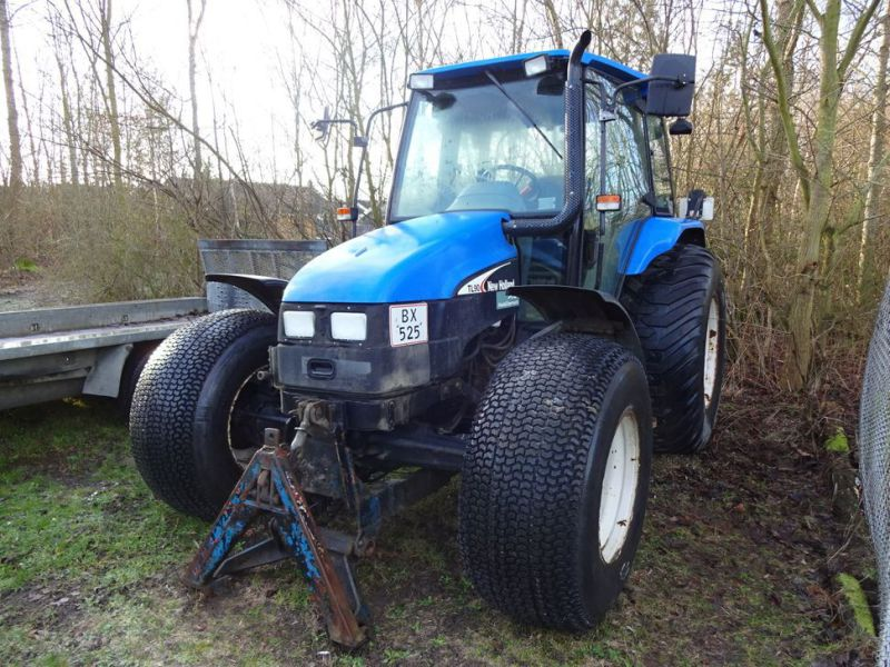 New Holland TL90 4WD. - 43