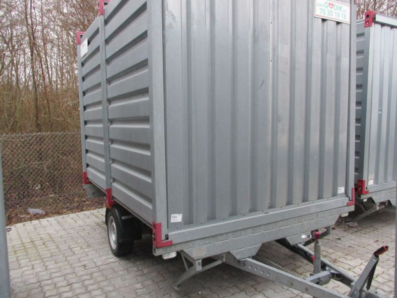 MATERIALECONTAINER på Trailer - 0