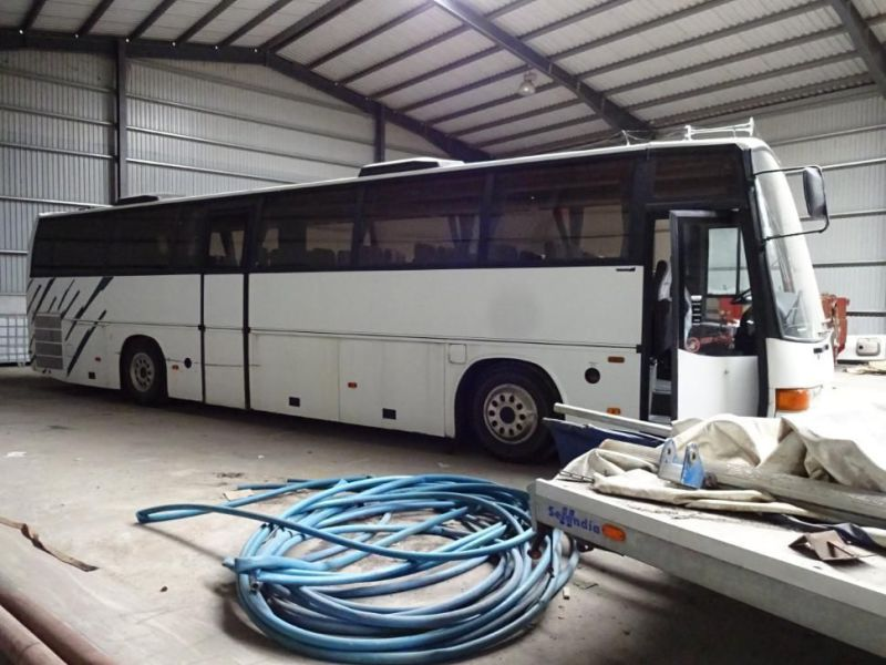 Volvo FE Bus 71 personer med lift / Bus with lift - 2