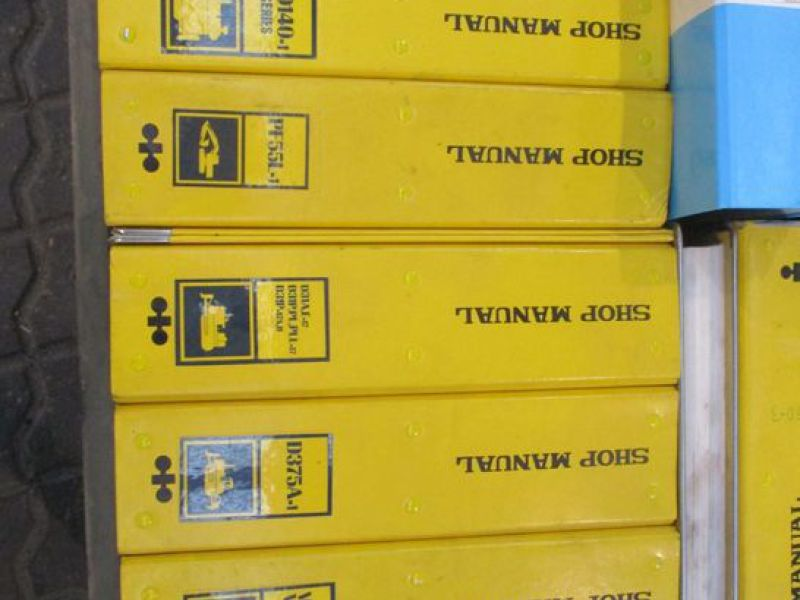 Brugermanualer og reservebøger / User manuals and spare parts books - 10