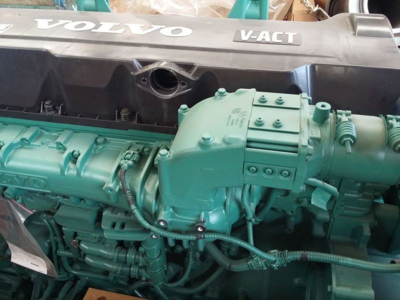 Brand new engine Volvo A35F A35FS and A35G - 1