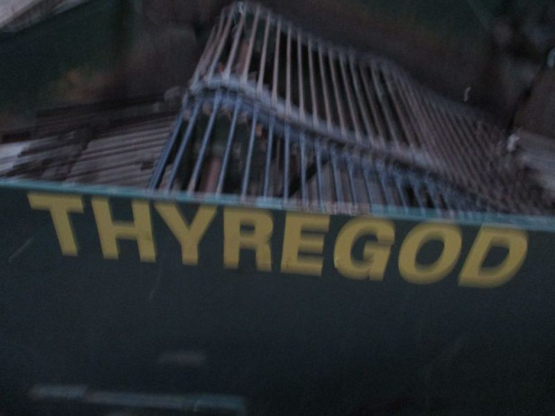 Thyregod 2 rækket frilægger / Thyregod 2-row Windrower - 6