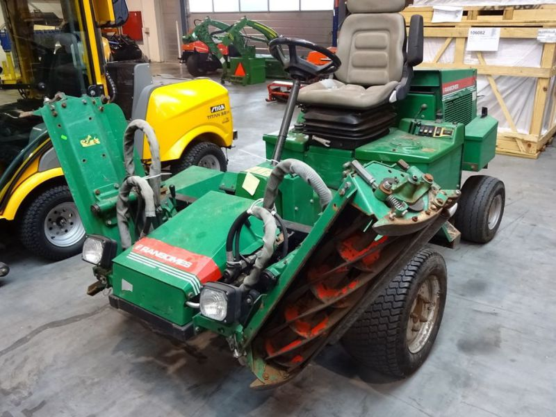 Ransomes Highway 213 D græsklipper / Mower - 0