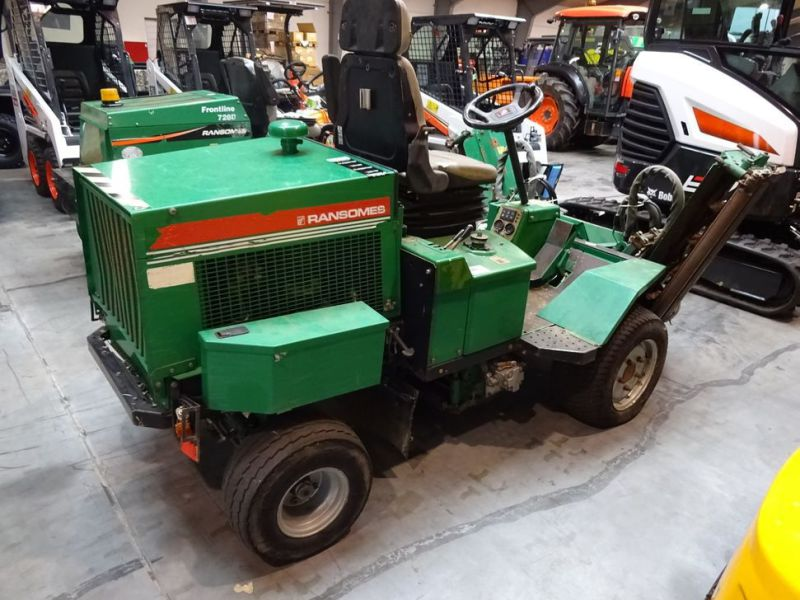 Ransomes Highway 213 D græsklipper / Mower - 6
