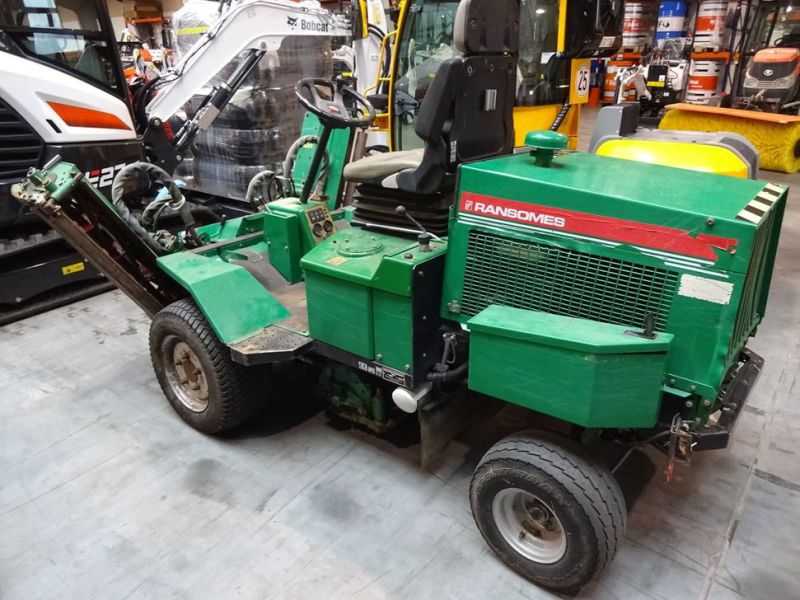 Ransomes Highway 213 D græsklipper / Mower - 7
