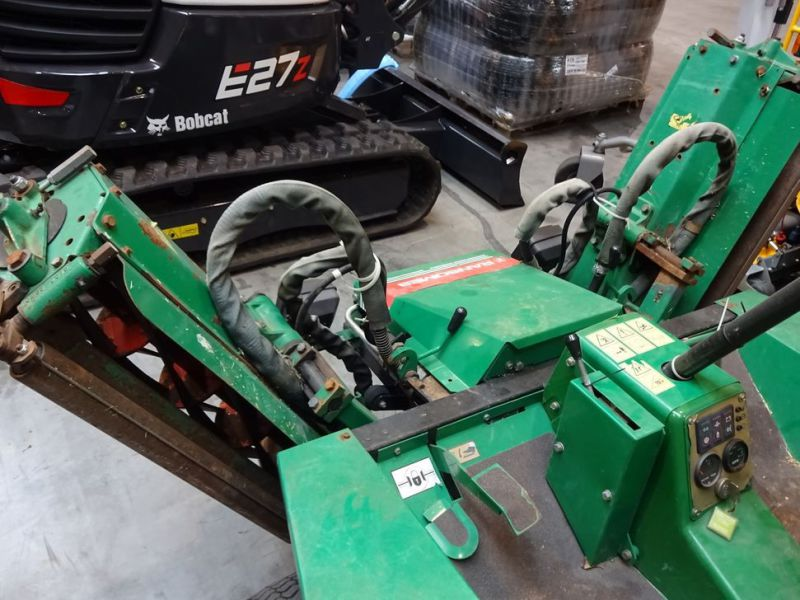 Ransomes Highway 213 D græsklipper / Mower - 13