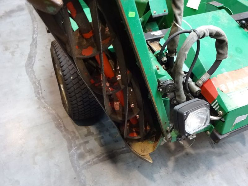 Ransomes Highway 213 D græsklipper / Mower - 14