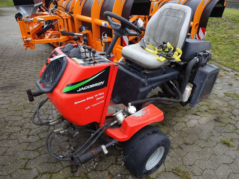 Jacobsen Greens King IV Diesel / reel mower - 0