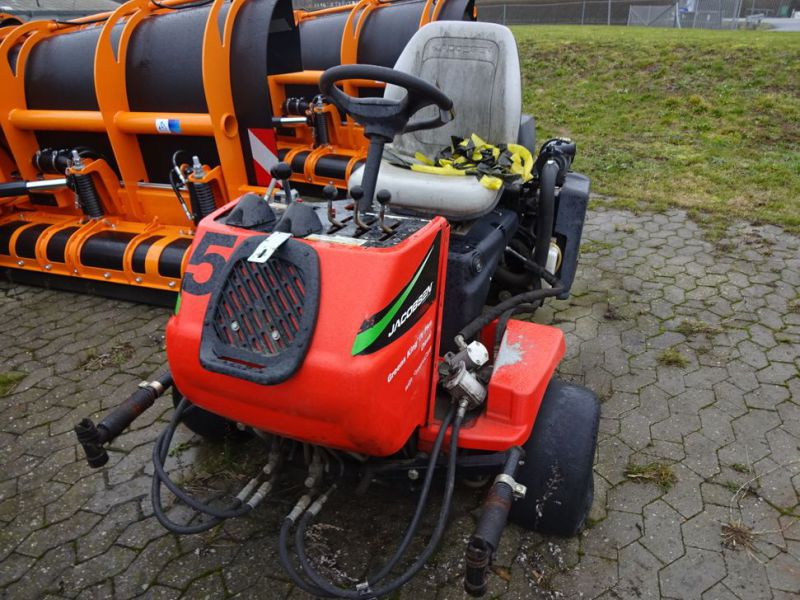 Jacobsen Greens King IV Diesel / reel mower - 2