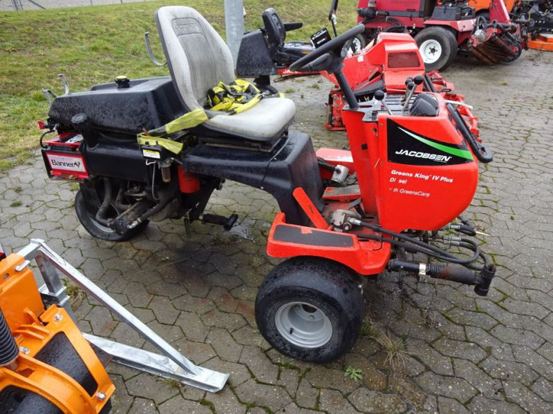 Jacobsen Greens King IV Diesel / reel mower - 7