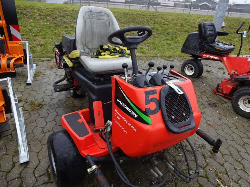 Jacobsen Greens King IV Diesel / reel mower - 9