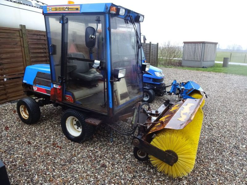 Iseki SF330 med kost. / with sweeper - 0