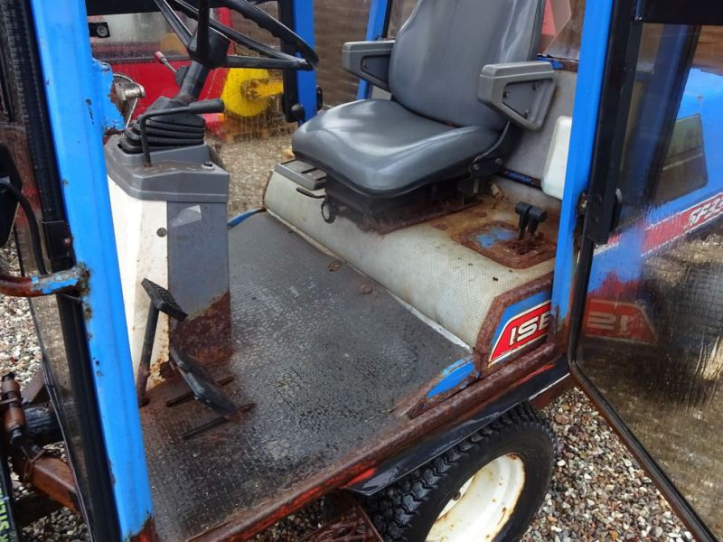 Iseki SF330 med kost. / with sweeper - 20