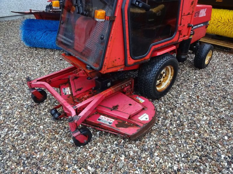 Toro Groundmaster 220 Diesel med kost og klipper / with sweeper and cutter - 2