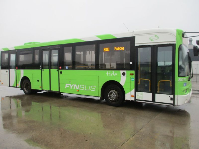 Bus Volvo B 12 BLE 4 + 2 bybus. - 1