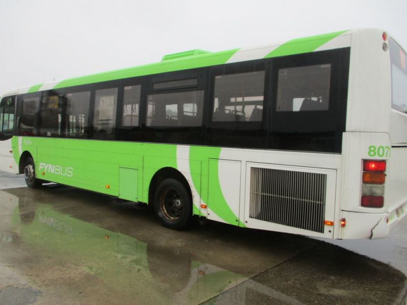 Bus Volvo B 12 BLE 4 + 2 bybus. - 7