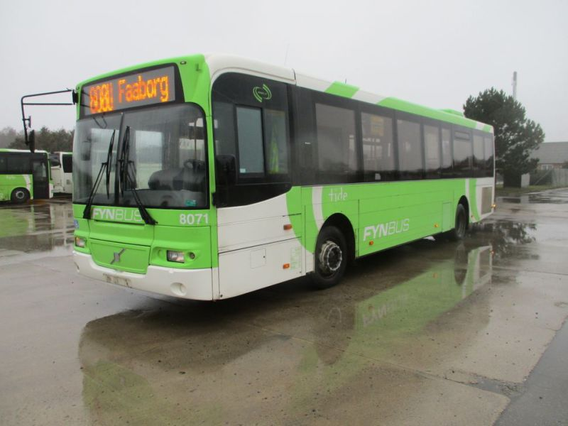 Bus Volvo B 12 BLE 4 + 2 bybus. - 10