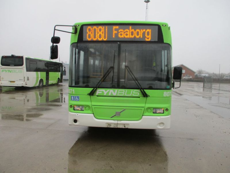 Bus Volvo B 12 BLE 4 + 2 bybus. - 11