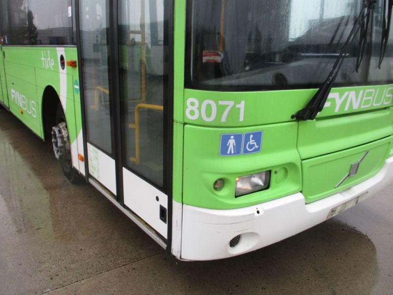 Bus Volvo B 12 BLE 4 + 2 bybus. - 13