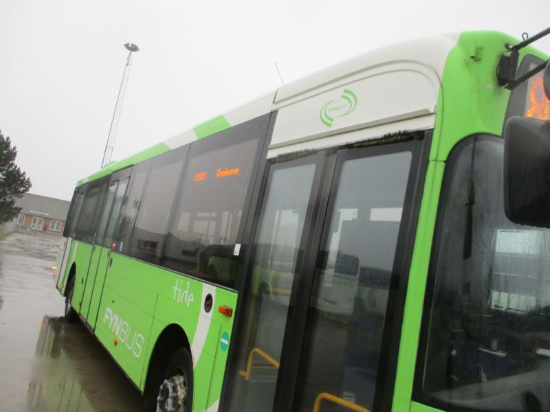 Bus Volvo B 12 BLE 4 + 2 bybus. - 14