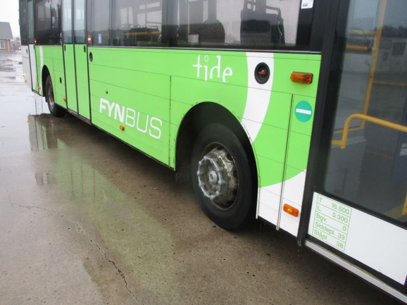 Bus Volvo B 12 BLE 4 + 2 bybus. - 15