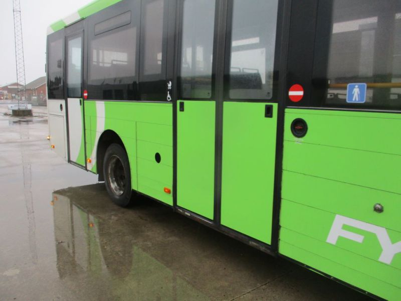 Bus Volvo B 12 BLE 4 + 2 bybus. - 16