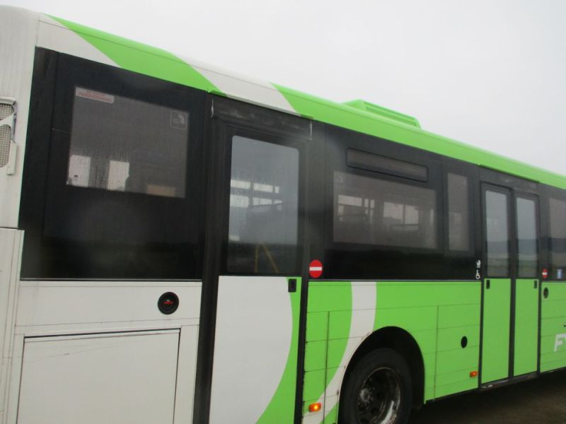 Bus Volvo B 12 BLE 4 + 2 bybus. - 18