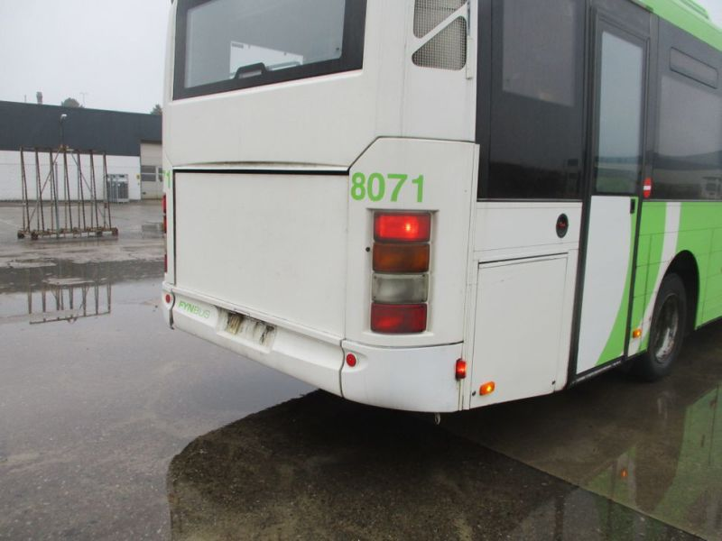 Bus Volvo B 12 BLE 4 + 2 bybus. - 19