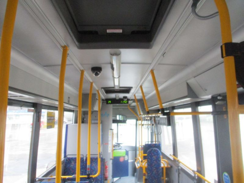 Bus Volvo B 12 BLE 4 + 2 bybus. - 67