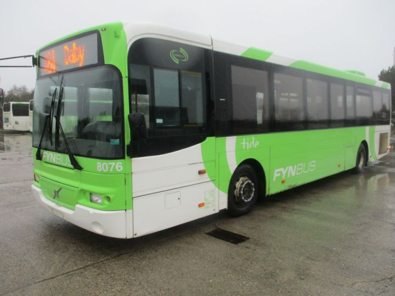 Bus Volvo B 12 BLE 4 + 2 bybus. - 0