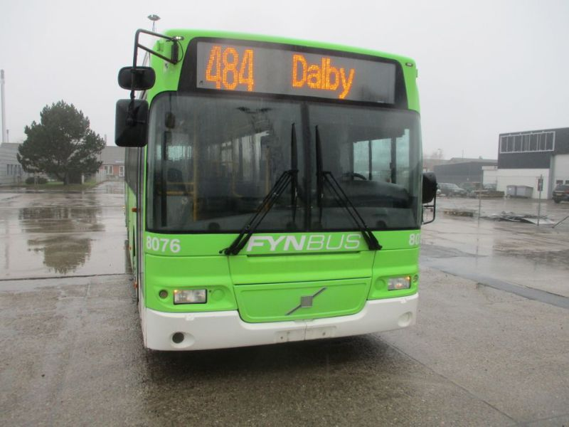 Bus Volvo B 12 BLE 4 + 2 bybus. - 2