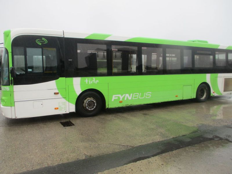 Bus Volvo B 12 BLE 4 + 2 bybus. - 4