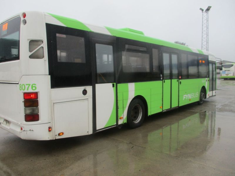 Bus Volvo B 12 BLE 4 + 2 bybus. - 8