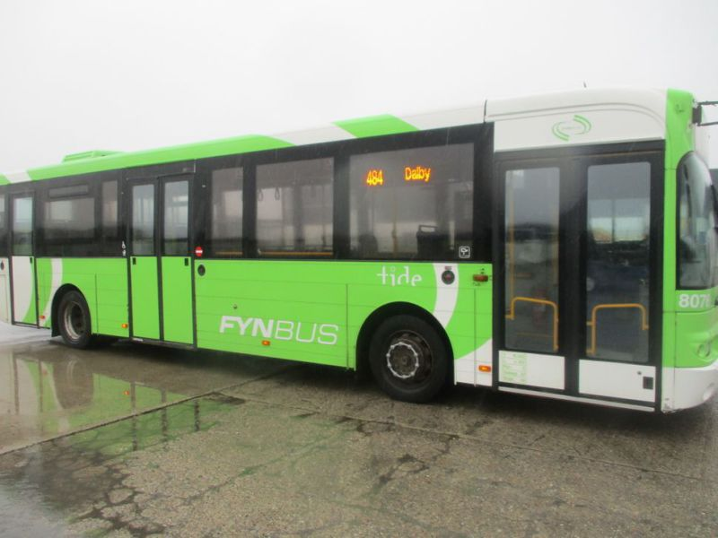 Bus Volvo B 12 BLE 4 + 2 bybus. - 12