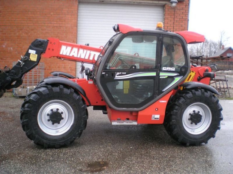 Manitou MLT 735-120PS/ Telescopic loader - 0