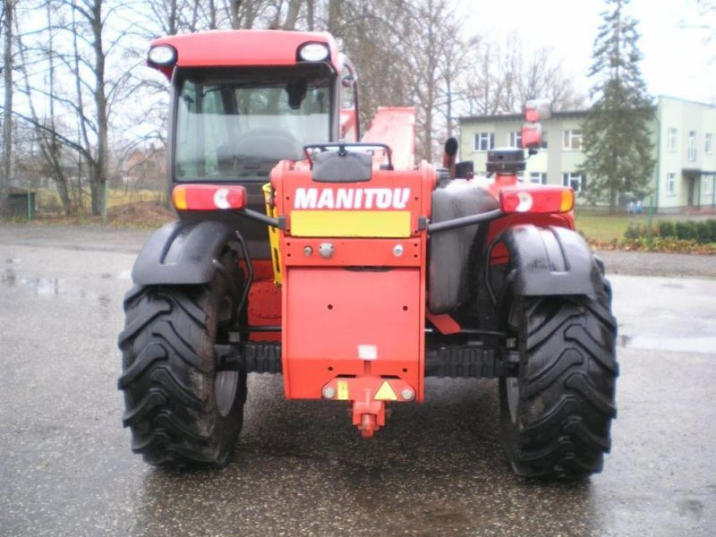 Manitou MLT 735-120PS/ Telescopic loader - 3