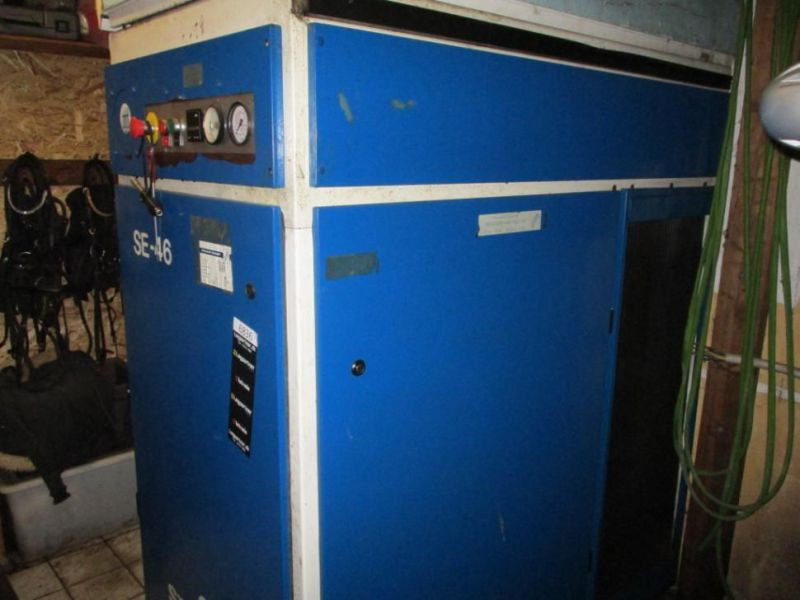 Stenhøj skrue kompressor SE-46 / Screw compressor - 6