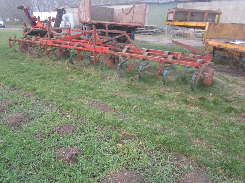 Marsk stig Harve 8 meter / harrow - 0