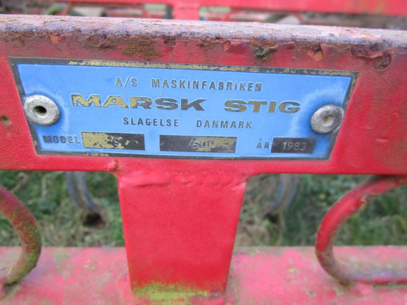 Marsk stig Harve 8 meter / harrow - 4