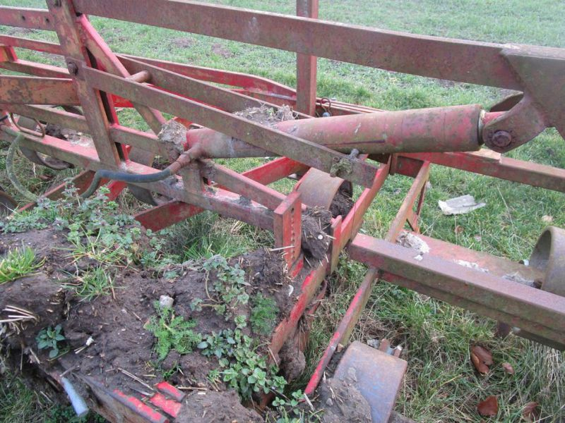 Marsk stig Harve 8 meter / harrow - 7