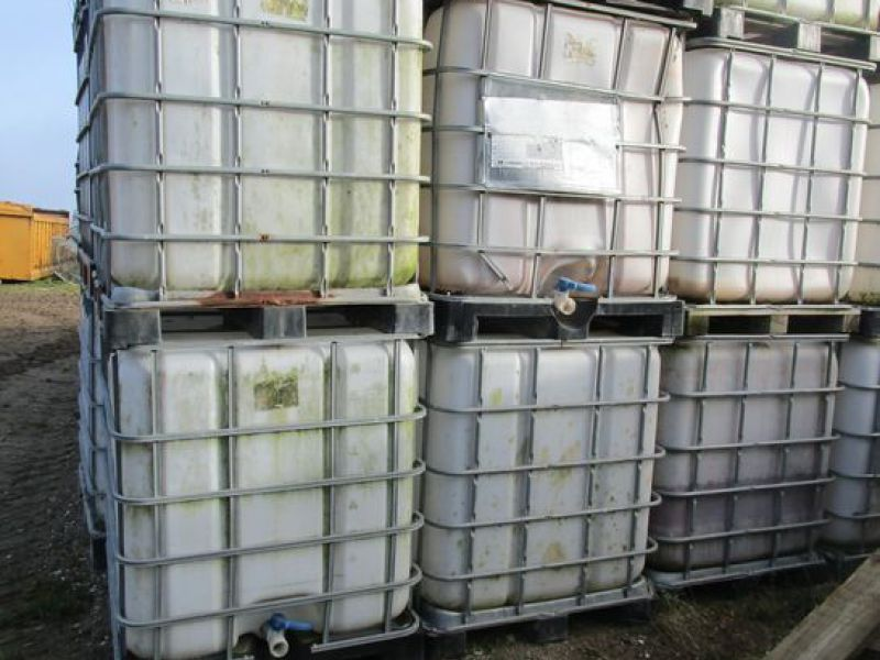 Palletanke / Pallet tanks - 1